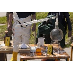 HR017 - Meth and Selling Scheduled Listed Chemical Products